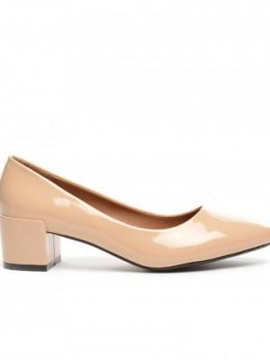 Pantofi Belka Bej